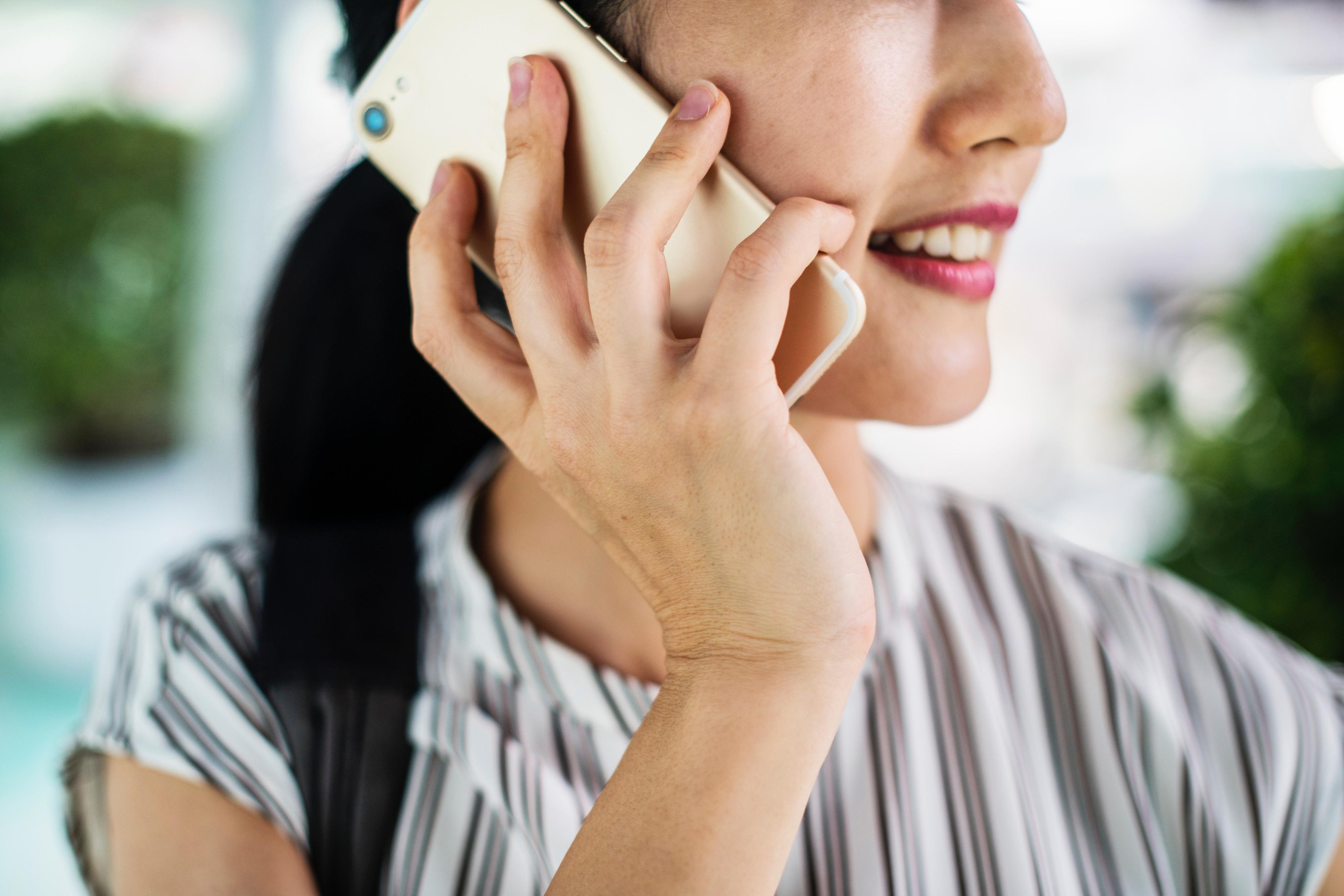 Free Consultation - Telephone
