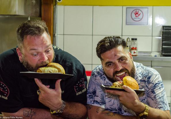 Explosão de sabores no The Burger de São José dos Campos