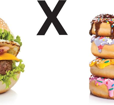 O que importa mesmo é o quanto comemos!