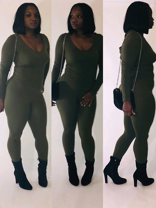 Brooklyn Set Olive