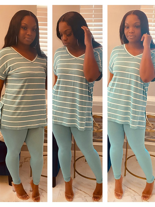 Casual Chic Mint