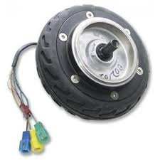 Мотор-колесо patgear е5