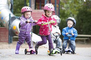 детские шлемы для электросамокатов