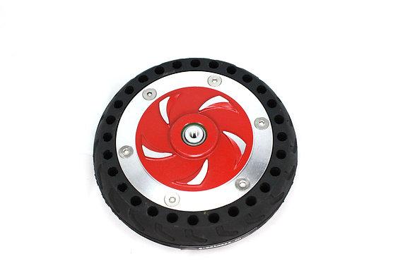Переднее колесо электросамоката ub-go D2, D3