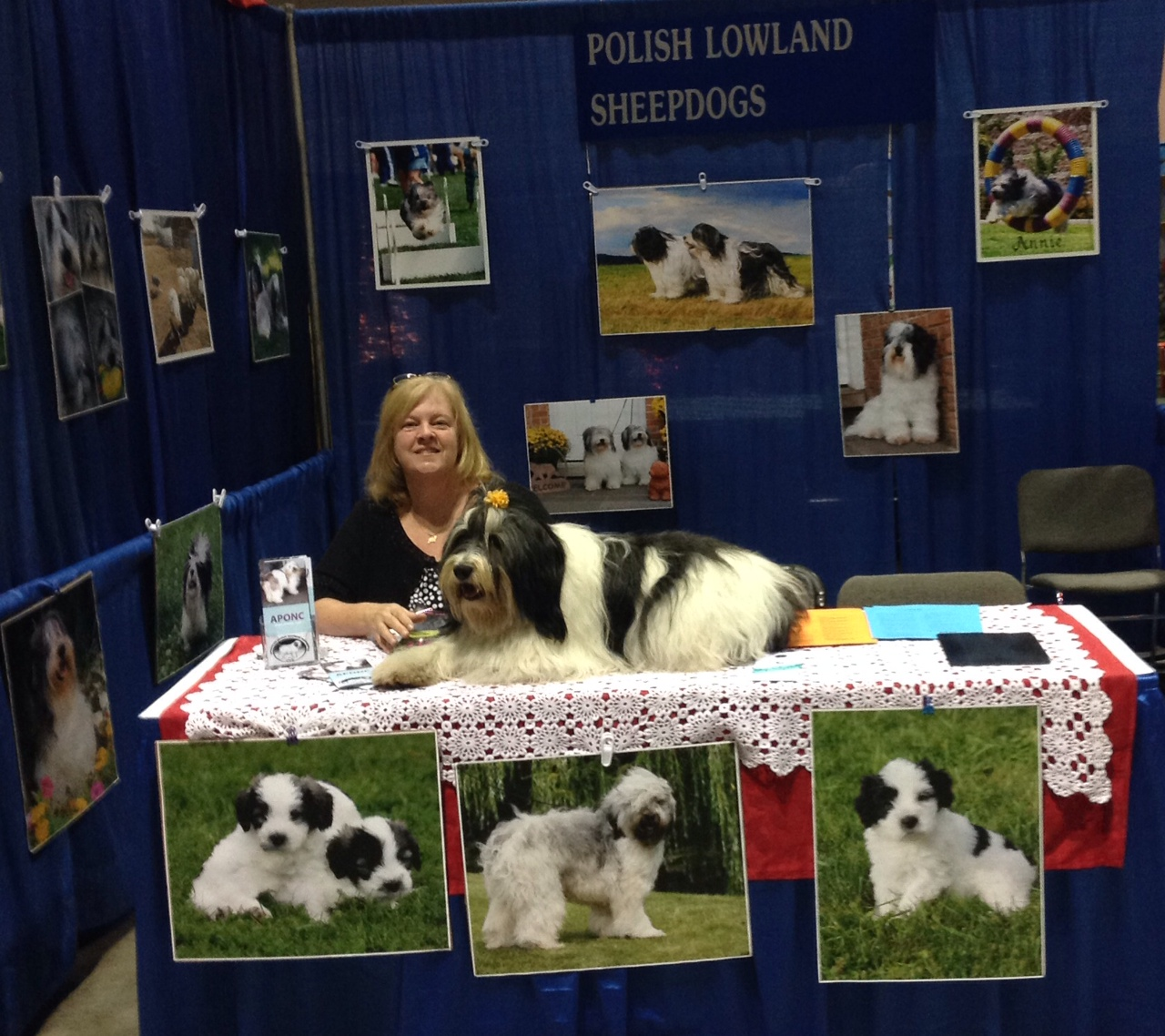 Meet the Breed Booth at Eukanuba 201