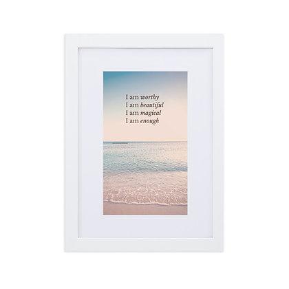 Printable 'I Am' Affirmations