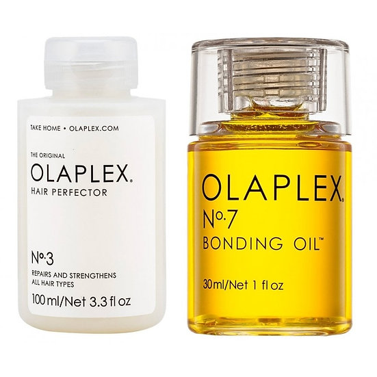 Olaplex No3 & No7 Duo