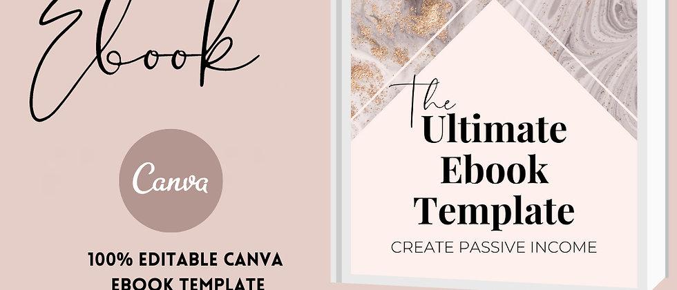 The Ultimate Ebook Template