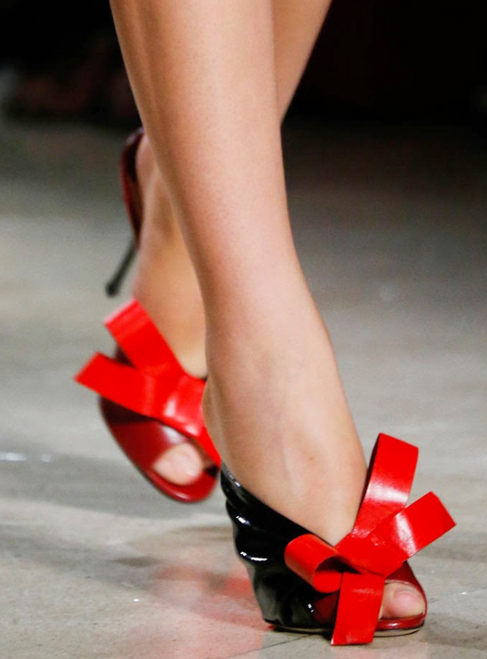 Top Shoes from S/S 15 | Into The Archive
