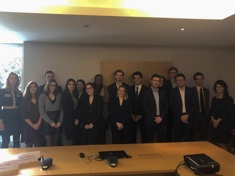 RENCONTRE WILLKIE FARR & GALLAGHER LLP - PARIS