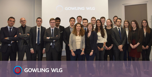 CONFÉRENCE GOWLING