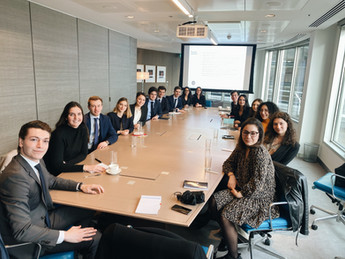 RENCONTRE WEIL GOTSHAL & MANGES - LONDON
