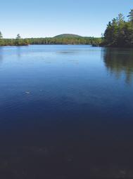 Upper Naukeag Reservoir