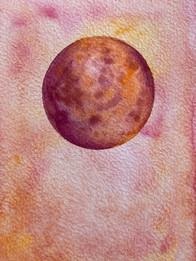Maan shildering