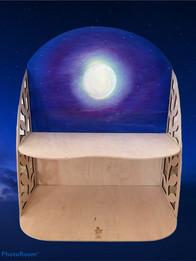 T&G Maan nacht