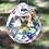 Thumbnail: Regenboog kristal 30mm