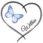 Butterfly Within Blue Logo CROP-Non tran