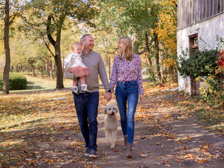 The Batts | Fall Family Session