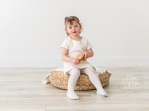 Lauren is TWO | Guelph, Ontario Two Year Old Simplicity Session