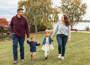 The Boisselle's | Family Lifestyle Session