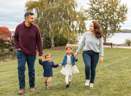 The Boisselle's   Family Lifestyle Session