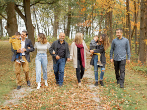 The Damianis | Extended Family Session