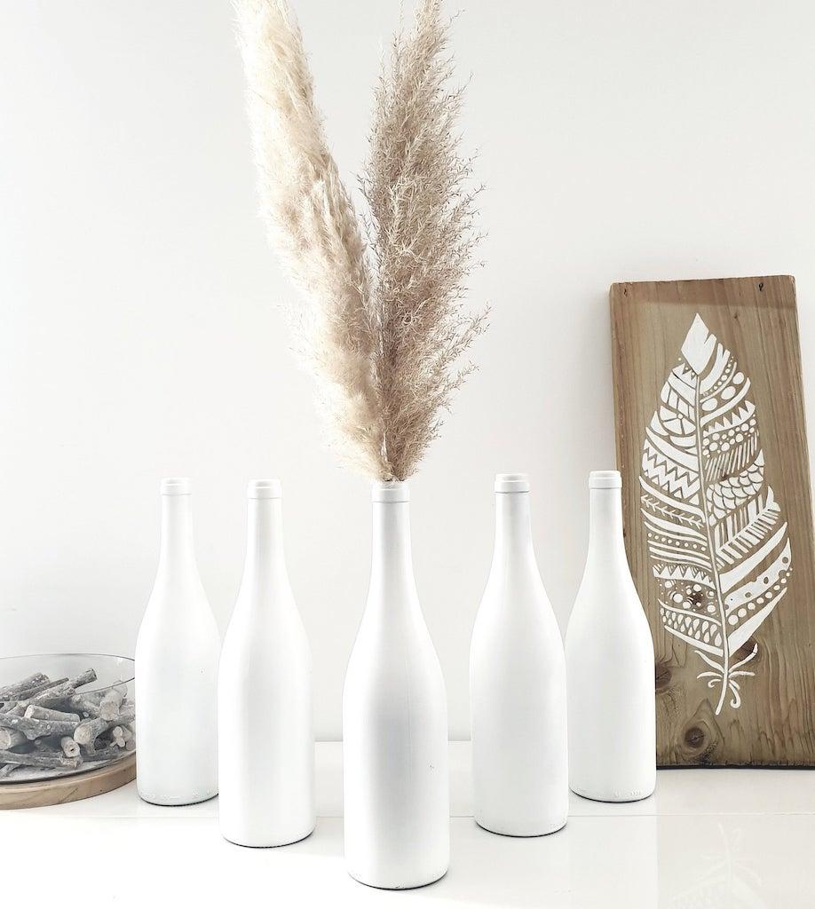 Lot de 10 bouteilles blanches