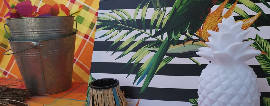 Deco tropical_