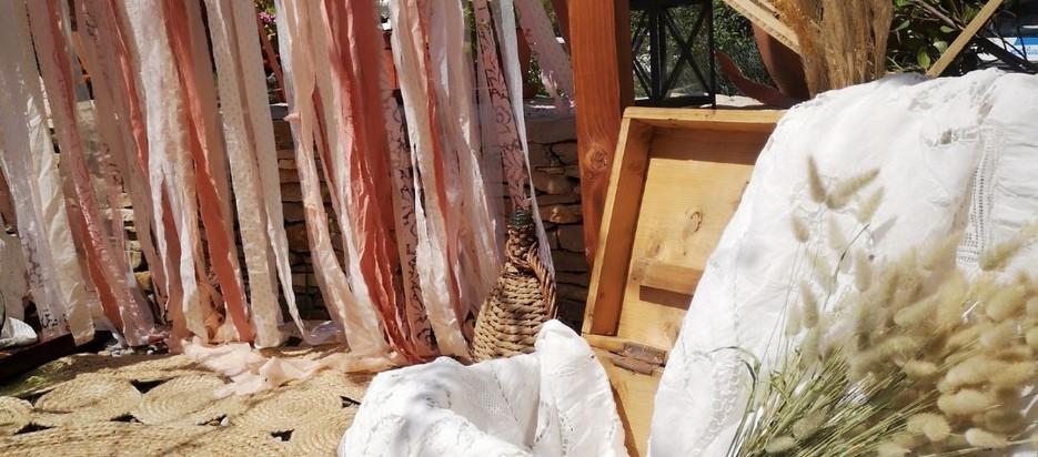 Boheme- decoration jardin Photo Booth decoratrice-marseille