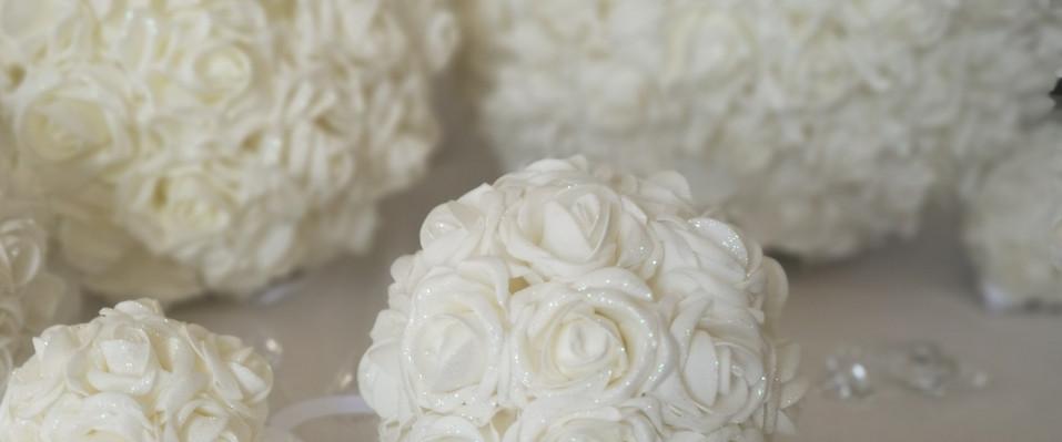 Boule de fleurs