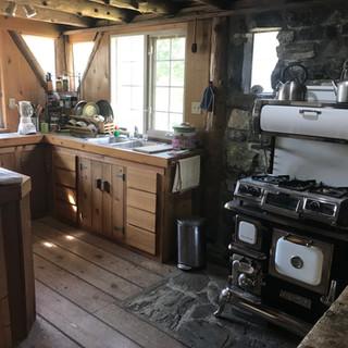 Main Cabin Kitchen