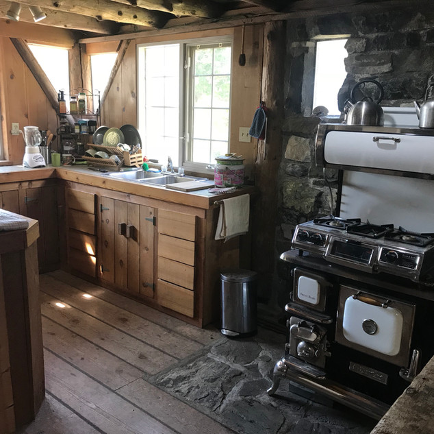 Main Cabin Kitchen
