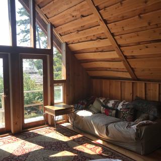 Main Cabin Living Room