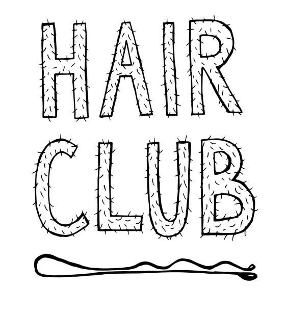 HAIR CLUB logo, 2019