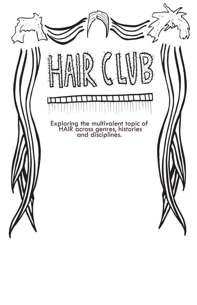 Logo design--HAIR CLUB