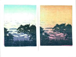 Sunset // page 3-4