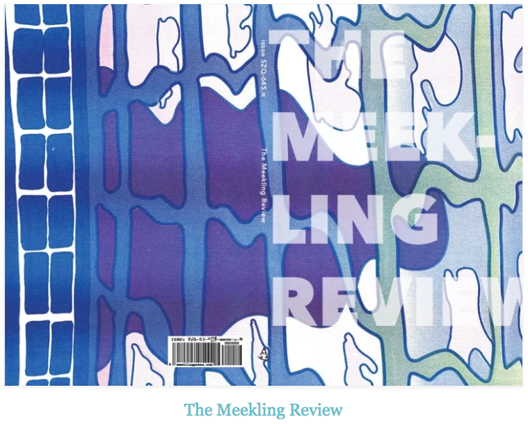The Meekling Review cover