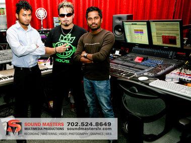DJ Snowman w Thisija Uthpala