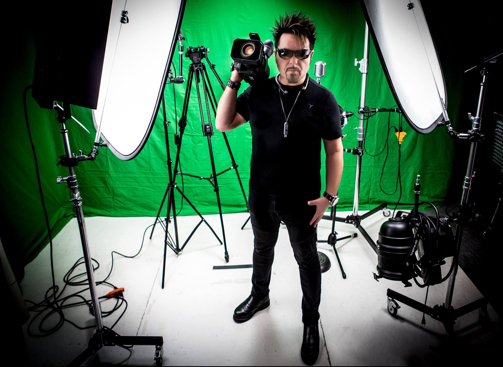 TS - Green Screen Shoot