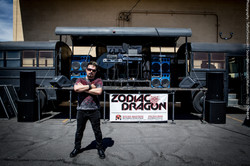 DJ Snowman @ Oasis Bus Sound System - 1.