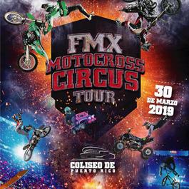FMX Motorcross Circus Tour