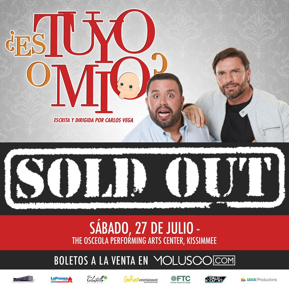 ¿Es Tuyo o Mío? SOLD OUT!