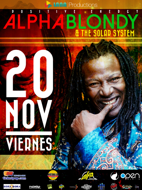 Alpha Blondy & The Solar System