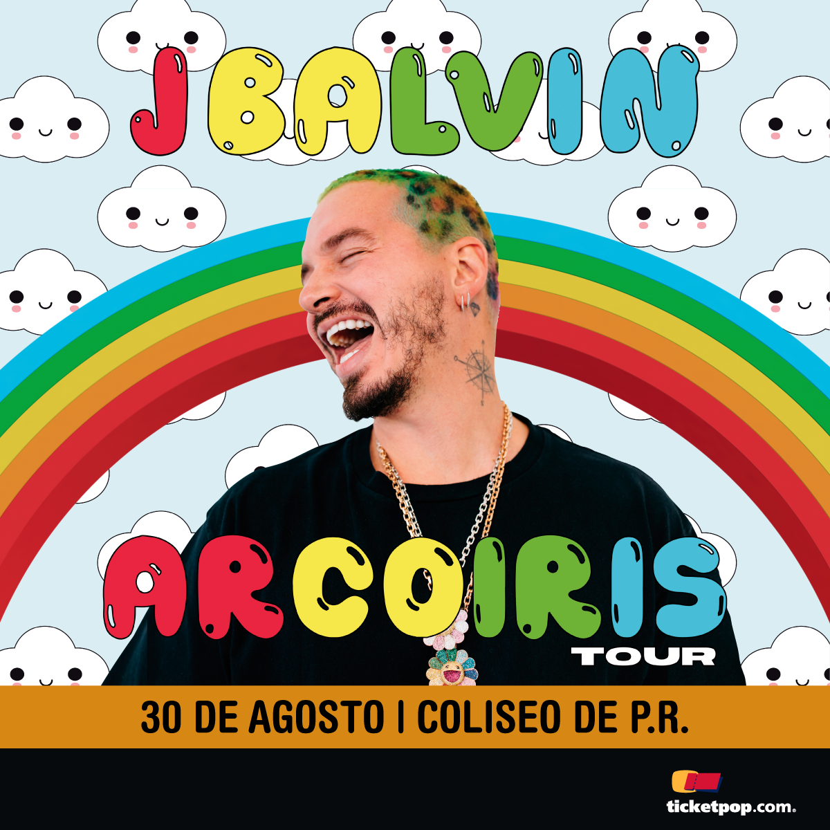 J Balvin Arcoiris Tour