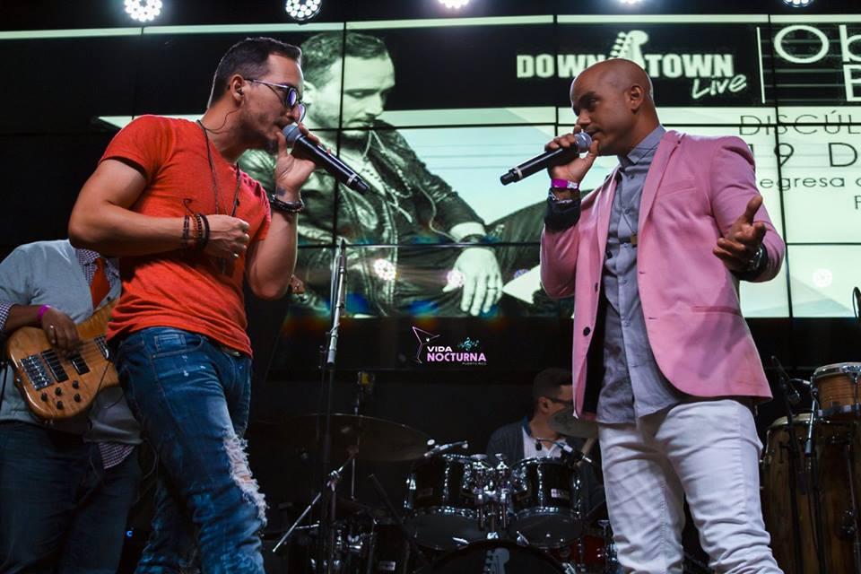 Obie Bermudez @Downtown