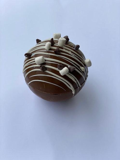 Cookies 'N Cream Hot Chocolate Bomb