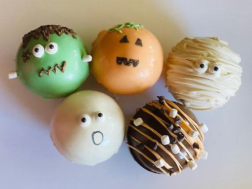 Halloween Horchata Bomb