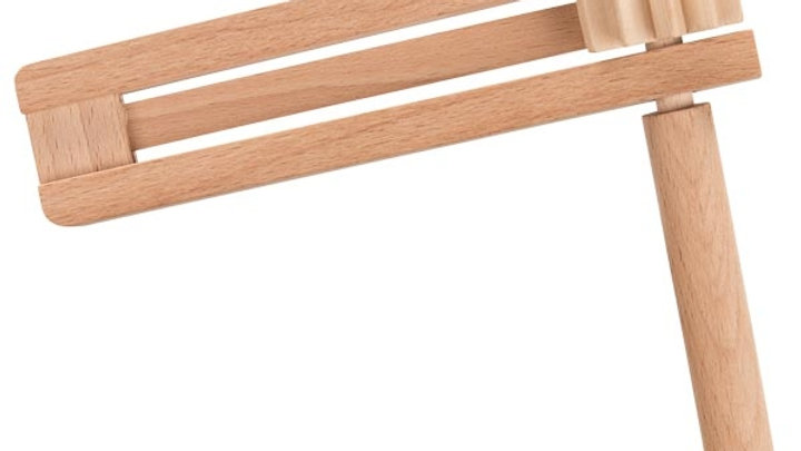 Ratsche aus Holz
