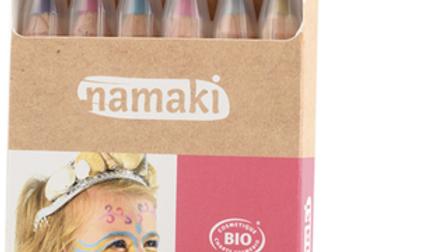 Namaki Schminkstifte Bio Set Rosa