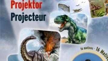 Projektor Dinosaurier